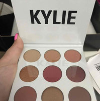 Kylie Cosmetics The Bronze Palette Kyshadow uploaded by Eugenia T.