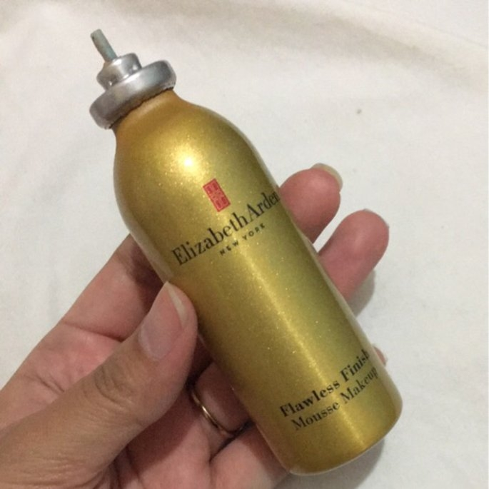 Elizabeth Arden Flawless Finish Mousse Makeup uploaded by Pacholí C.