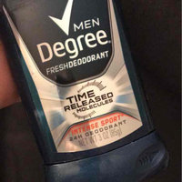 Degree® Men Fresh Deodorant, Artic Edge uploaded by Shelby B.
