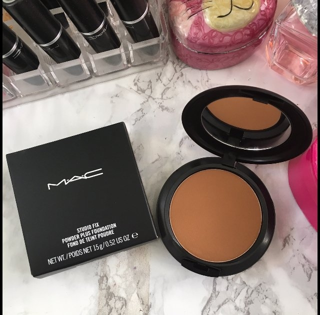 MAC Studio Fix Powder Plus Foundation uploaded by Shevy B.