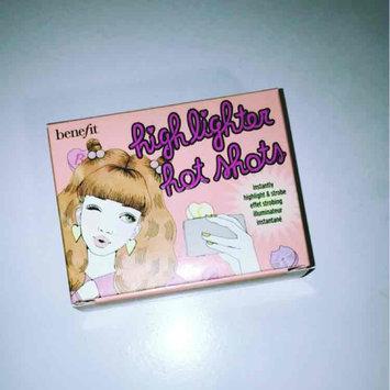 Photo of Benefit Cosmetics Highlighter Hotshots uploaded by Kelin M.