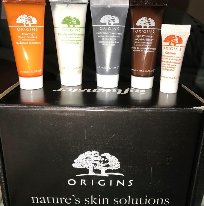 Receive a Free Full Size Checks and Balances Face Wash with any $65 Origins purchase uploaded by Vanesa G.