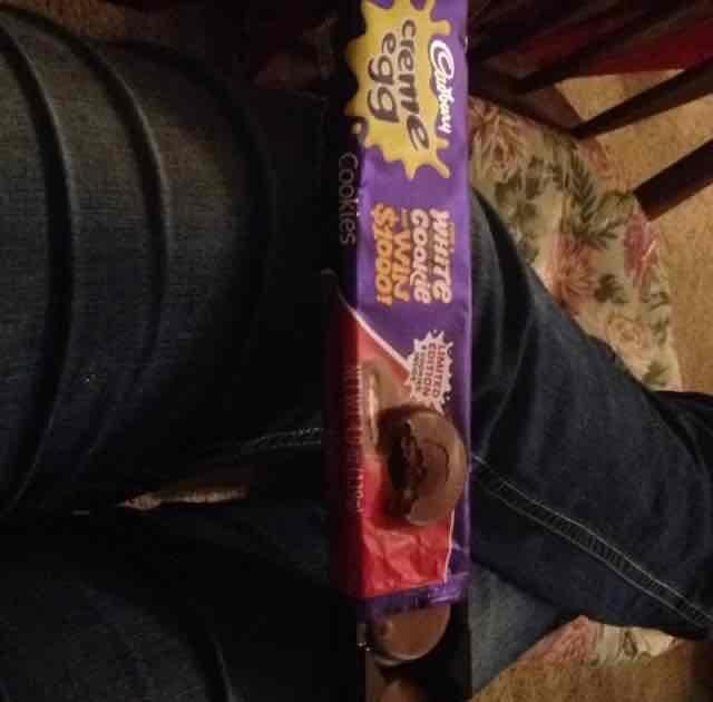 Cadbury Crème Egg Cookies 3.6 oz uploaded by Emilie H.