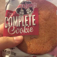 Lenny Larrys Lenny & Larry's - The Complete Cookie Snickerdoodle - 4 oz. uploaded by Sophia P.