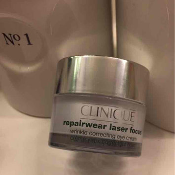 Photo of Clinique Repairwear Laser Focus™ Wrinkle Correcting Eye Cream uploaded by Bridgette K.