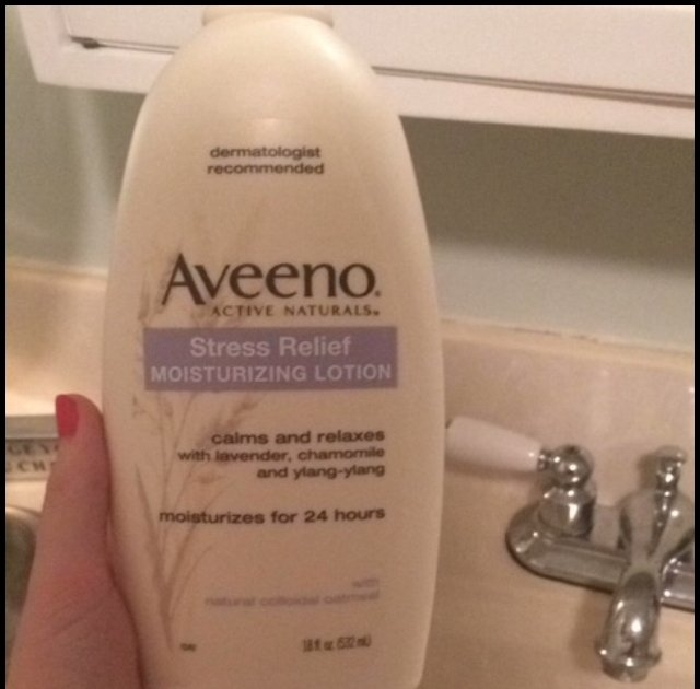 Aveeno Active Naturals Skin Relief with Soothing Oat Essence Moisturizing Lotion uploaded by Kassiah P.
