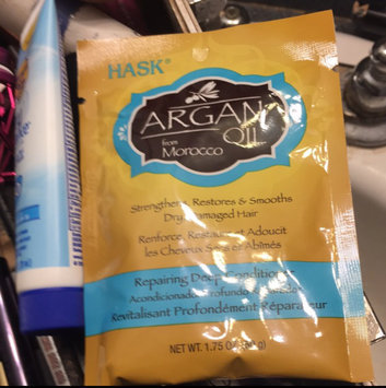 Hask Argan Oil Intense Deep Conditioning Hair Treatment uploaded by Tina M.