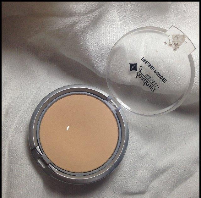 Jordana Cosmetics Corporation Perfect Pressed Powder uploaded by Pamela R.