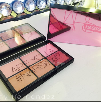NARS NARSISSIST UNFILTERED CHEEK PALETTE Unflitered II uploaded by Romy H.