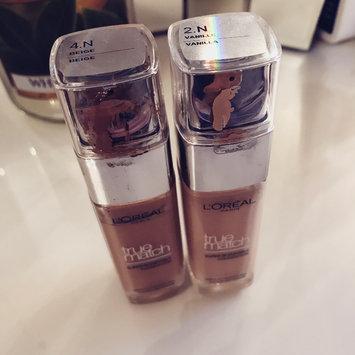 Photo of L'Oréal Paris True Match Liquid Makeup uploaded by Ellie M.