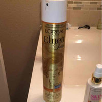 L'Oréal Paris Elnett Satin Hairspray Extra Strong Hold with UV filter for Color-Treated Hair uploaded by Lola P.