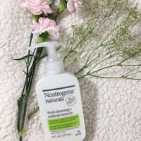 Neutrogena Naturals Fresh Cleansing + Makeup Remover uploaded by Zulema G.