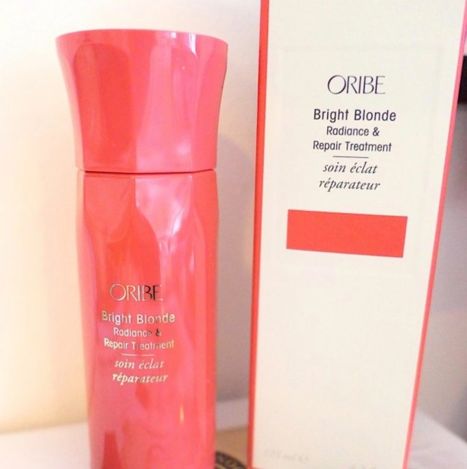 Oribe Bright Blonde Radiance & Repair Treatment uploaded by Natali P.