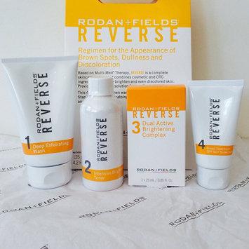 Photo of Rodan + Fields Brand New Formulation Reverse Regimen with Retinol & Pure Vitamin C uploaded by Karolin G.