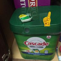 Cascade® Complete® Dawn® Fresh Scent Action Pacs™ Dishwasher Detergent 23 ct Pouch uploaded by Stephanie M.