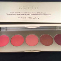 stila Convertible Color Dual Lip & Cheek Palette Sunset Serenade uploaded by Amanda J.