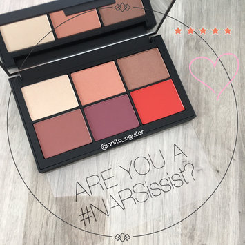 NARS NARSISSIST UNFILTERED CHEEK PALETTE Unflitered I uploaded by Anita A.