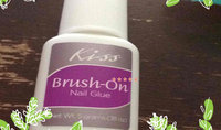 Kiss Brush-On Nail Glue uploaded by Peggy C.