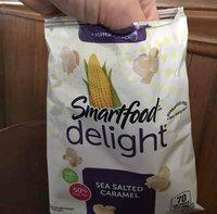 Smartfood® Delight® Sea Salted Caramel Popcorn uploaded by Leah P.