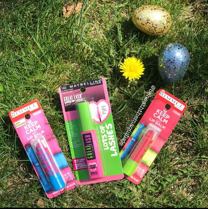 Rimmel Keep Calm and Lip Balm Collection uploaded by Sheila F.