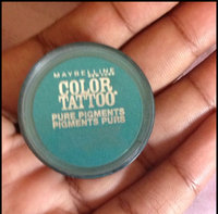 Maybelline Color Tattoo Eyeshadow Edgy Emerald (Pack of 2) uploaded by Amanda S.