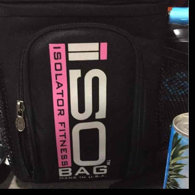 Isobag Container Combo - 3 size (5)12oz, (5)28oz, and (5)38oz uploaded by Laura E.