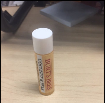 Photo of Burt's Bees Coconut & Pear Lip Balm uploaded by Allegra F.