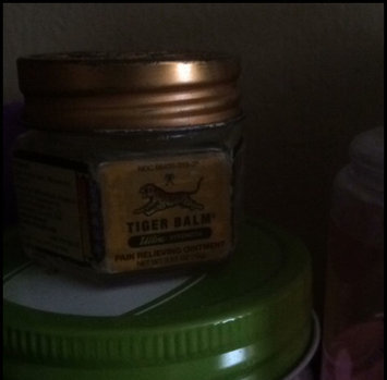 Photo of Tiger Balm Ultra Strength Ointment uploaded by Kaitlyn B.