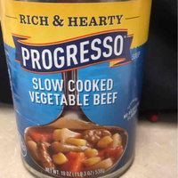 Progresso Rich & Hearty Slow Cooked Vegetable Beef Soup uploaded by Marjorie S.