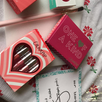 Photo of ColourPop Short and Sweet Mini Size Kit uploaded by Blanca R.