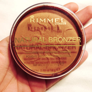 Photo of Rimmel London Natural Bronzer uploaded by Chrisell N.