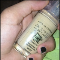 Max Factor Face Finity All Day Flawless 3 in 1 Foundation (35 Pearl Beige) uploaded by Bouthaina H.