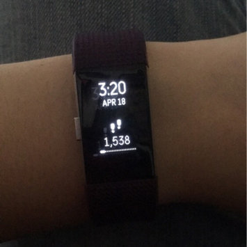 Photo of Fitbit Charge 2 - Plum, Small by Fitbit uploaded by Jessica V.