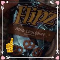 Flipz Chocolate Covered Pretzels uploaded by Sheila G.