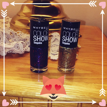 Photo of Maybelline Color Show® Nail Polish uploaded by Nour S.