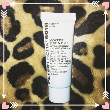Peter Thomas Roth Water Drench Hyaluronic Cloud Cream uploaded by Angel F.