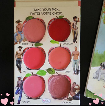 Photo of Thebalm the Balm How Bout Them Apples Cheek & Lip Cream Palette uploaded by Destiny G.