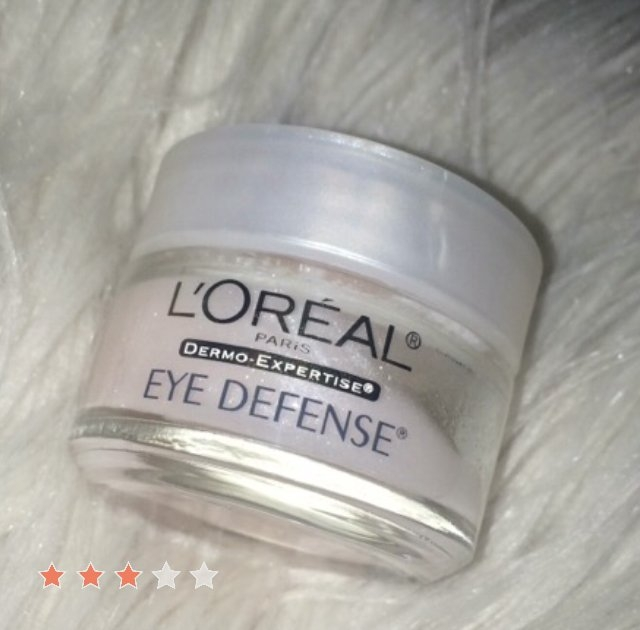 L'Oréal Dermo-Expertise Eye Defense uploaded by Kelly M.