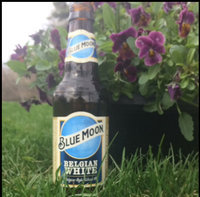 Blue Moon Belgian White Wheat Ale uploaded by Jessica S.