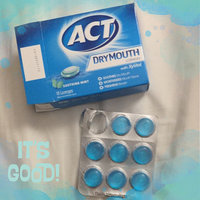 ACT Total Care Dry Mouth Lozenges Soothing Mint uploaded by Veronica M.