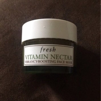 Fresh Vitamin Nectar Vibrancy-Boosting Face Mask 3.3 oz uploaded by Mikail A.