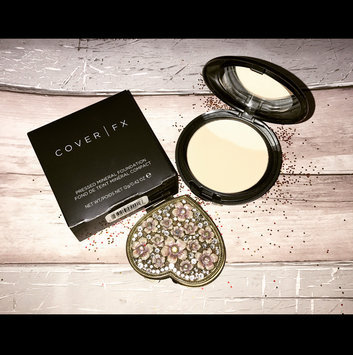 Photo of COVER FX PRESSED MINERAL FOUNDATION uploaded by Lauren D.