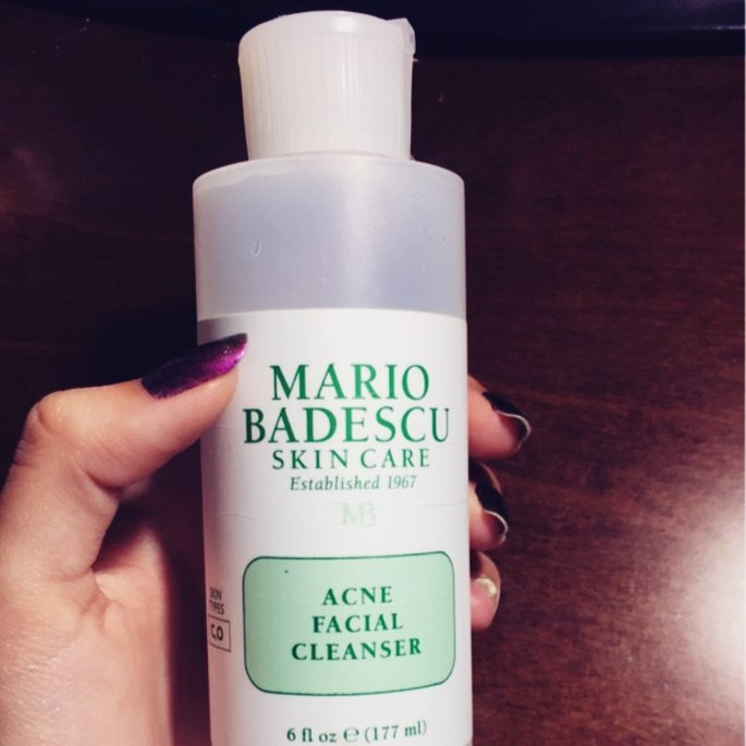 Mario Badescu Travel Size Acne Facial Cleanser uploaded by Mary P.