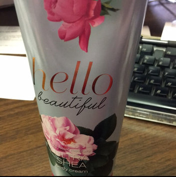 Photo of Bath & Body Works Hello Beautiful Ultra Shea Body Cream uploaded by Jodi A.