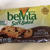 Nabisco belVita Breakfast Biscuits Golden Oat uploaded by Denise P.