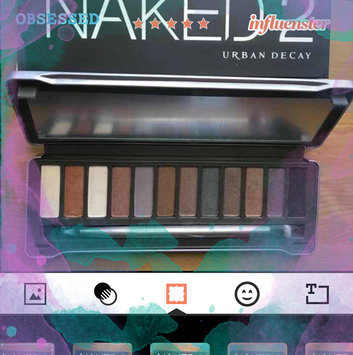 new Urban Decay Naked 2 Palette 12 Color Bare Makeup Eye Shadow Tray uploaded by Sheryl M.