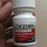 Excedrin Migraine Caplets - 100 CT uploaded by Sommer P.