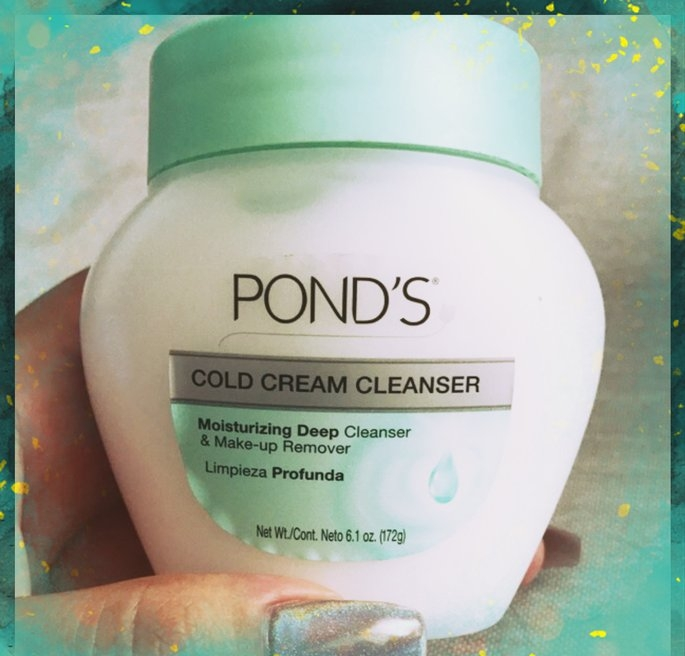 Pond's Cold Cream Cleanser uploaded by Alondra C.