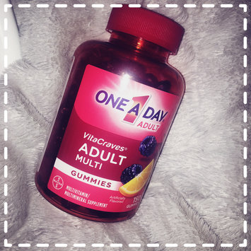 One A Day Women's VitaCraves Gummies (230 ct.) uploaded by Helena L.