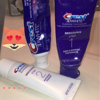 3D White Crest 3D White Brilliance Daily Cleansing Toothpaste and Whitening Gel System 1 Tube 85 mL and 1 Tube 63 mL, NPN80049787 uploaded by Fernanda F.